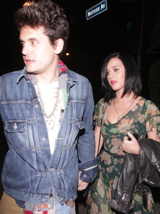 Katy Perry and John Mayer Photograph