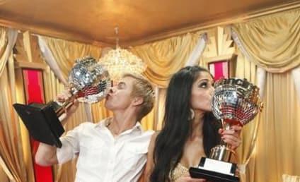New Couple Alert: Nicole Scherzinger and Lewis Hamilton!