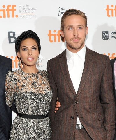 Ryan Gosling and Eva Mendes Image