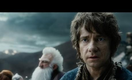 The Hobbit: The Battle of the Five Armies Trailer: It's Here!
