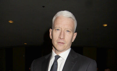 "Alec Baldwin ""Shocked"" by Anderson Cooper Call-Out, Plans to Ignore CNN Host"