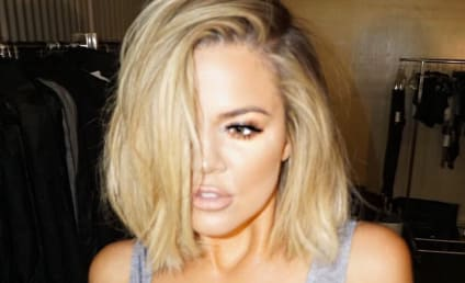 Khloe Kardashian: Posing in Underwear and Photoshop-Free!