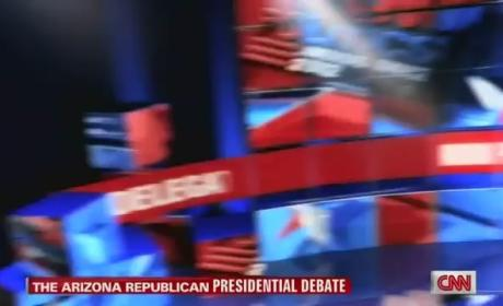 Arizona CNN GOP Debate Highlights: Ron Paul Style!