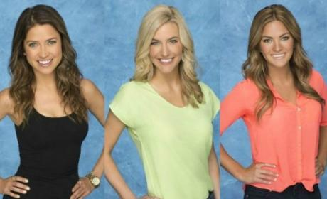 The Bachelor: Chris' Final Three