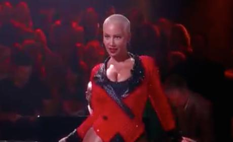 Amber Rose Dances... with Stars!
