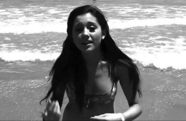 Ariana Grande Bikini Pic