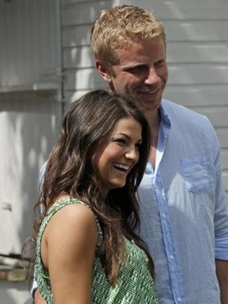 Sean Lowe and Tierra