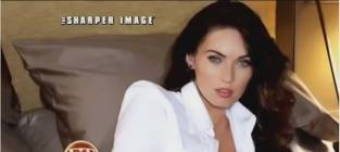 Megan Fox Ends Entertainment Tonight Interview Over Pregnancy Question