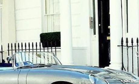 Scott Disick Car Photo