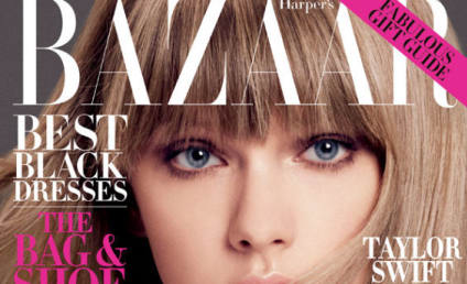 "Taylor Swift Warns of ""Toxic"" Love"