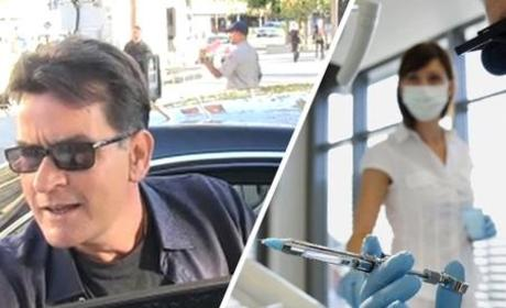 Charlie Sheen Sued for Sexual Assault by Dental Technician
