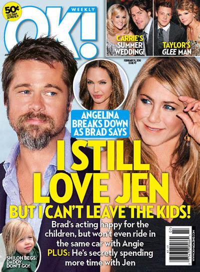 He Still Loves Jen