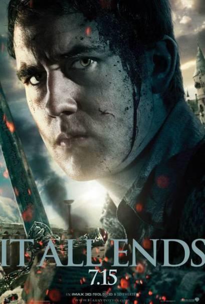 Neville Longbottom Poster
