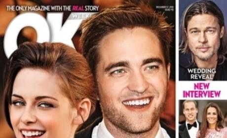 Robert Pattinson-Kristen Stewart Wedding: All the Fake Details!