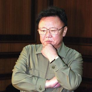 Kim Jong Il Picture