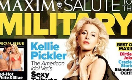 Kellie Picker: Patriotic and Pretty for Maxim