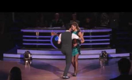 Sadie Robertson and Mark Ballas - Argentine Tango (Dancing With the Stars)