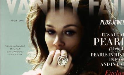 Anna Friel: Topless, Beautiful in Vanity Fair