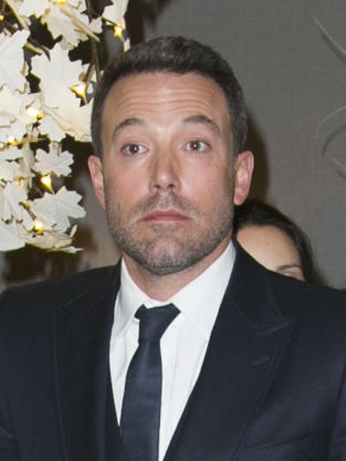Surprised Ben Affleck