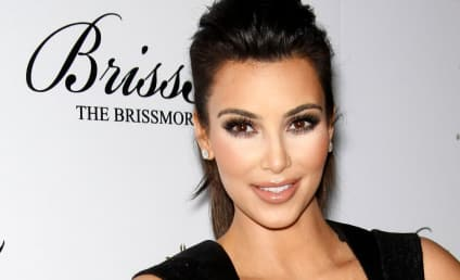 Kim Kardashian Flaunts Breasts, Hates on Cellulite