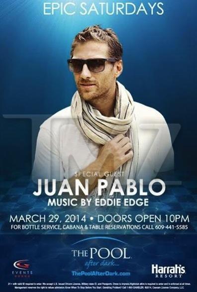 Juan Pablo Galavis Poster