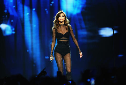 Selena Gomez Revival World Tour In Sydney