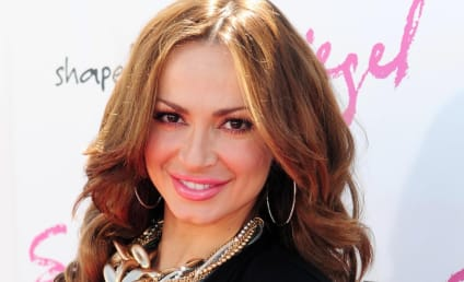 "Karina Smirnoff Playboy Pictorial ""Unforgettable,"" Gushes Hef"