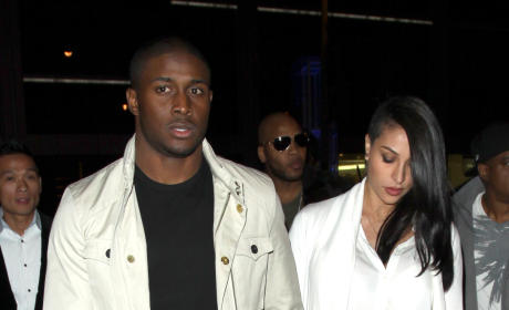 Lilit Avagyan and Reggie Bush Welcome Baby Girl!