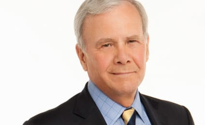 "Tom Brokaw Reveals Cancer Diagnosis, Remains ""Very Optimistic"" About Recovery"