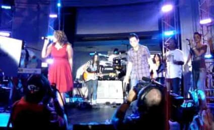 David Archuleta and Jordin Sparks: No Air, Lots of Talent