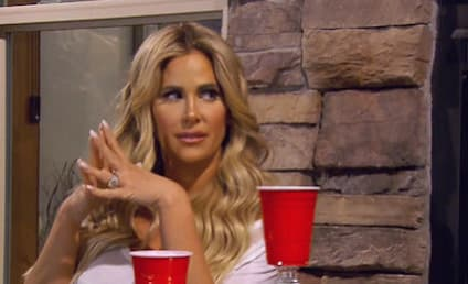 Kim Zolciak Bares Butt to Show Off Latest Cosmetic Procedure