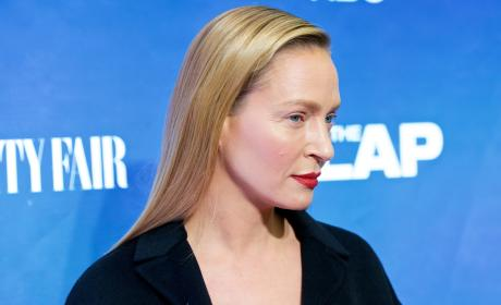 Uma Thurman: Plastic Surgery?