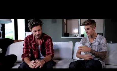 Believe Clip: Advice for Justin Bieber
