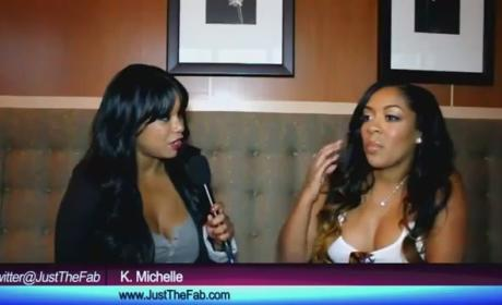 K. Michelle Insists: Memphitz Beat Me!!