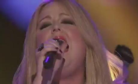 Katrina Parker - Killing Me Softly (The Voice)