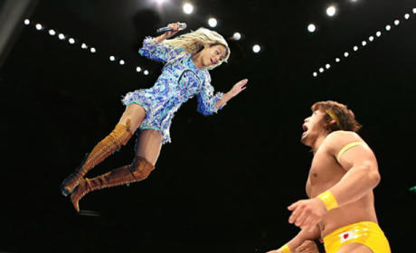 Beyonce Meme Features Singer as a Wrestler, Puppet & More!