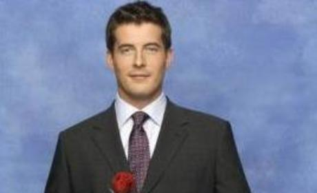 A New Photo of Matt Grant, The Bachelor