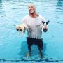 Dwayne Johnson Just Saved a Drowning Puppy