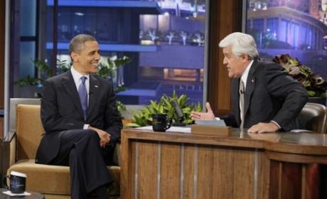 Barack Obama Jokes About Donald Trump on The Tonight Show