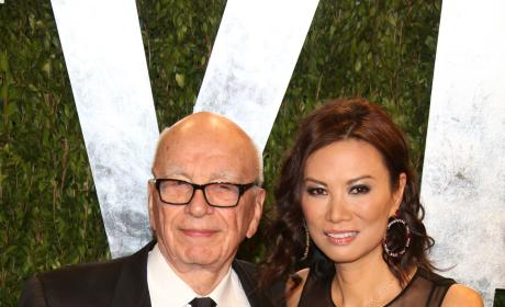 Rupert Murdoch Divorce: News Corp. CEO to Split from Wendi Deng