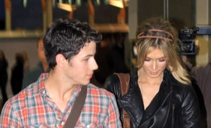 Delta Goodrem: Dating Nick Jonas?