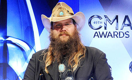 Chris Stapleton: All You Need to Know About the Country Music Sensation