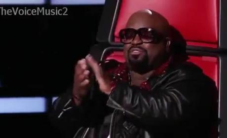 Jermaine Paul: The Voice Audition