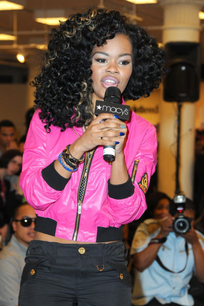 Teyana Taylor Picture