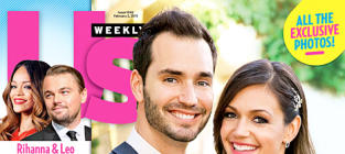Desiree Hartsock, Chris Siegfried Wedding Photo