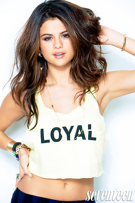 Loyal Selena Gomez