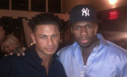 Yeeeeeah Buddy: Pauly D Signs With 50 Cent!