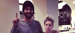 Kaley Cuoco and Ryan Sweeting Celebrate One-Year Anniversary With Hilarious Instagram Photo!