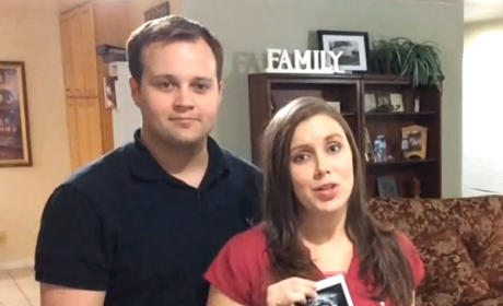 Duggar Family Radio Silent on Anna Pregnancy Rumors: Is She or Isn't She?