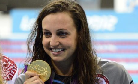Rebecca Soni Wins Gold, Destroys World Record in Swimming Final